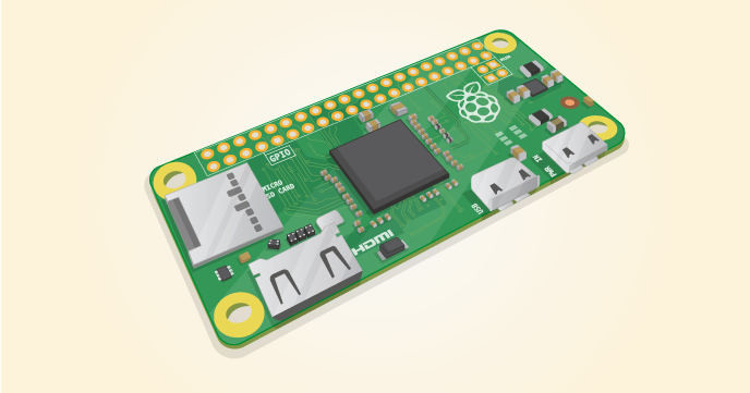 Raspberry pi zero il computerino da 5 dollari
