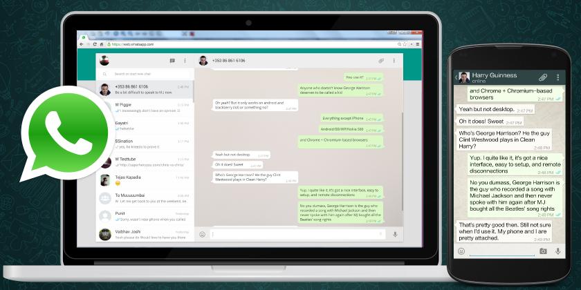 Whatsapp per Desktop la guida!