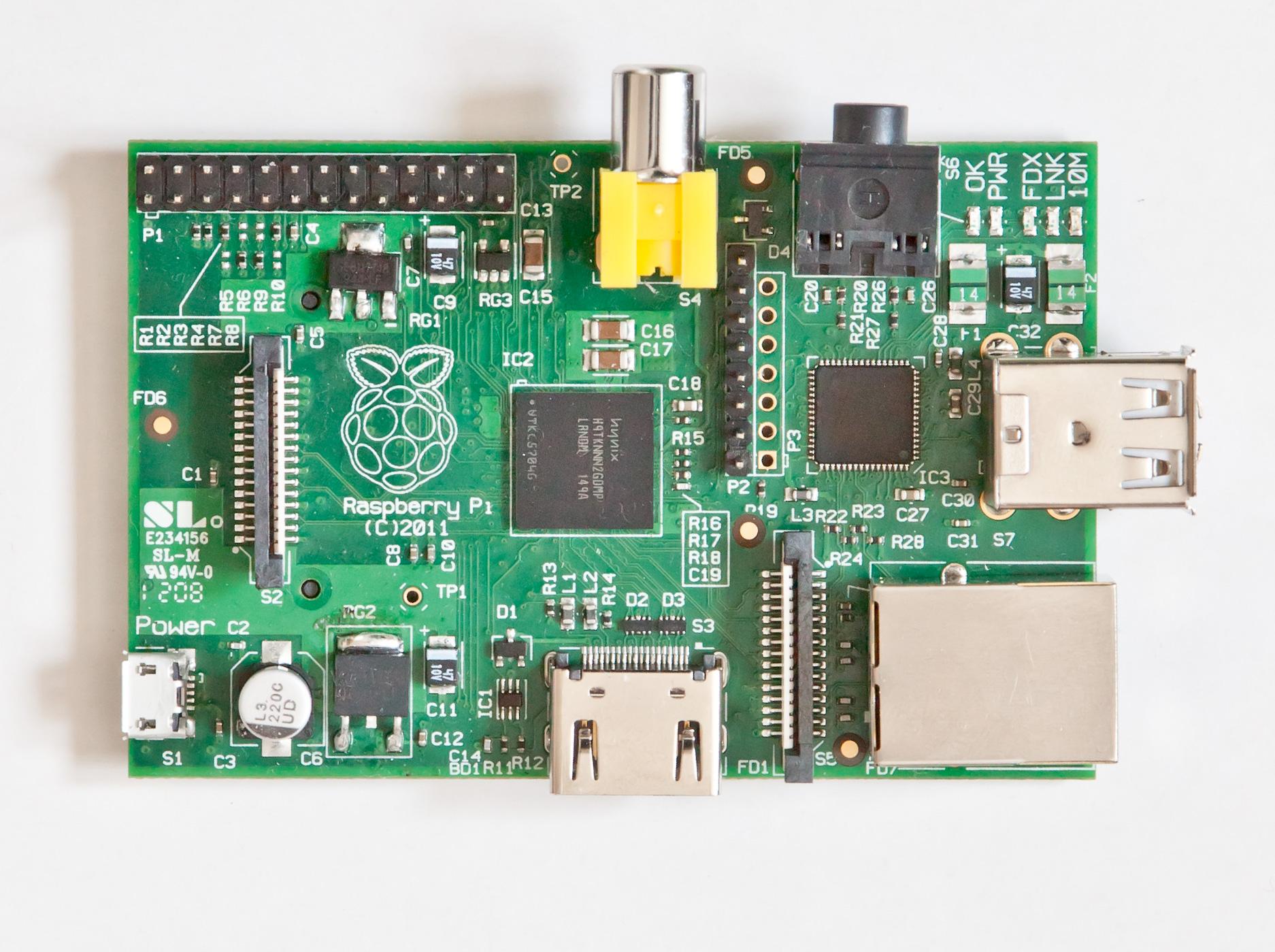 Raspberry pi 2: è arrivato il secondo capitolo