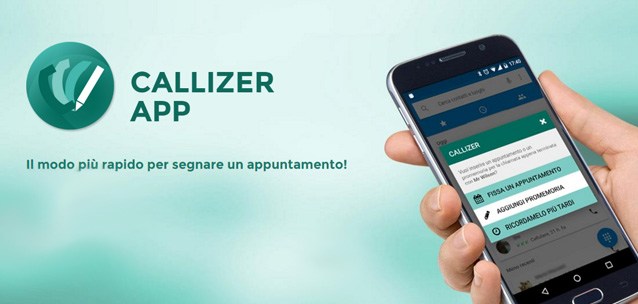 Callizer app cos'è e come funziona