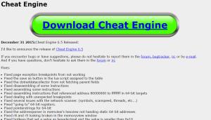 cheat engine aumentare velocità utorrent