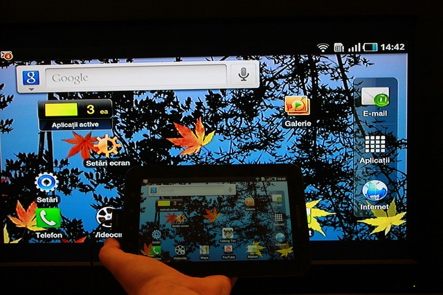 collegare tablet a tv
