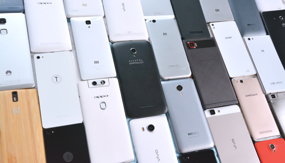 Smartphone Cinesi: ecco i primi cinque
