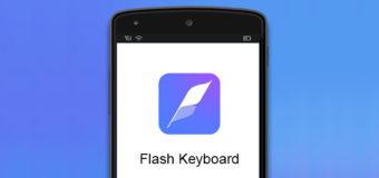 Flash Keyboard, se usate questa tastiera vuol dire essere spiati!