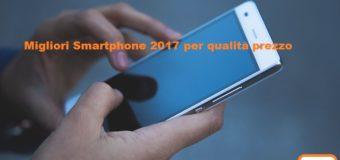 Migliori smartphone economici 2017