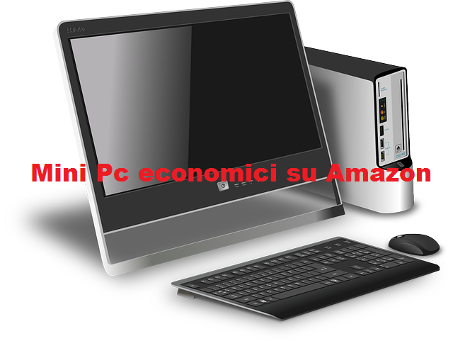 mini pc economici su amazon
