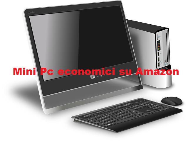 mini pc economici su amazon