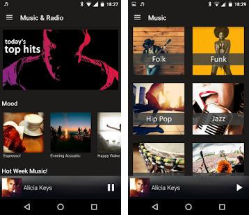Colan Smart Radio radio su android