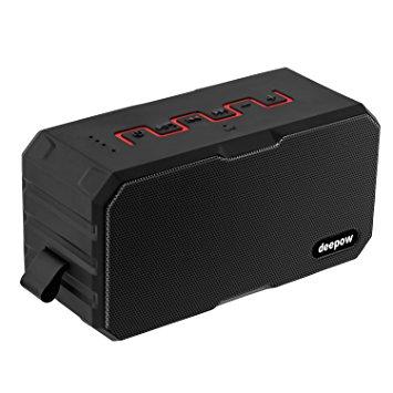 IP67 Altoparlante Wireless Bluetooth impermeabile 12 ore di autonomia